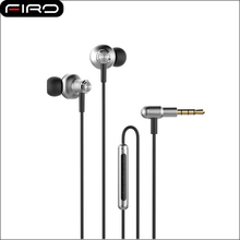 Newest Promotion 3.5mm Jack Metal Ear Phone Earphone for Xiaomi Samsung