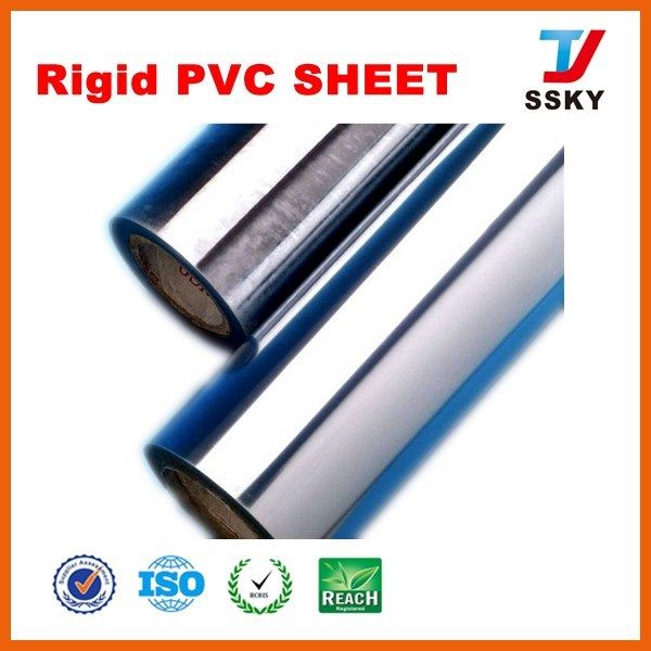 PVC coated sheet metal plastic PVC sheet