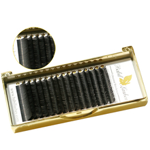 Mix Tray Mega Volume Individual Eyelash Extension with custom brand