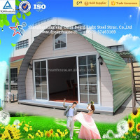 Cheap easy assembly fireproof prefabricated kit homes/portable durable prefab houses/prefabricated tiny house Australia standard
