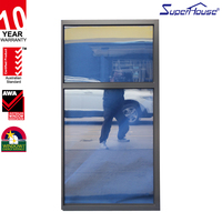 Cheap aluminum frame fixed glass windows aluminum alloy fixed windows hot sale