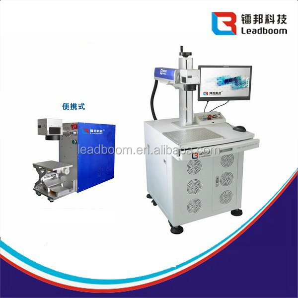 Easy Operate Broad Application Laser Metal Engraving Machine