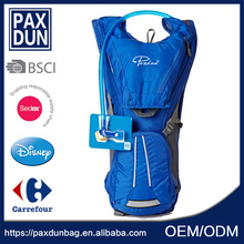 outdoor running cycling sports water hydration pack backpack bag with bladder
