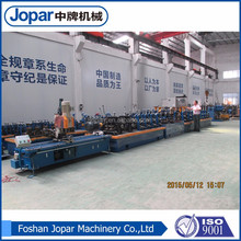Pipe Production Line Type and Decorative Stainless Steel Tube Fabrication Machine