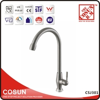 Stainless Steel Watermark Faucet Kitchen Mixer