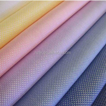 Most popular 100% polyester 600d pvc backing polyester fabric for luggage use