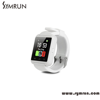 New Product Fitness Smart Wrist Watch Phone U8 Men Watches Support Pedometer Bluetooth Speaker Android Smartphone U8 Watch
