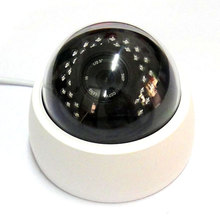 Security Surveillance Plastic Dome Camera CCD IR 30LED 2MP 1080P Full HD Indoor Outdoor CCTV Camera