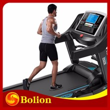 cheap easy foldable for professional gym use fitness equipment running machine price in india//