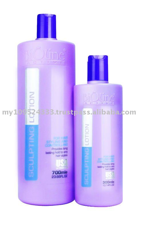 Bioline Active Sculpting Lotion (Hair Styling Lotion, Hair Dressing Lotion, OEM Product, Hair Setting Lotion