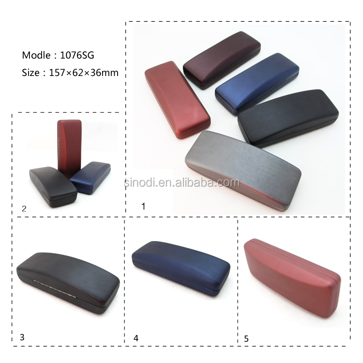 top quality real leather sunglass case,hot sale popular sun glasses case sunglasses bag custom logo