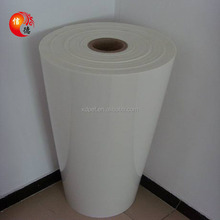 12mic to 300mic white opaque pet film