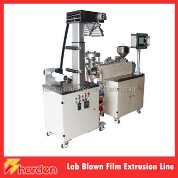 HTBS-20 Lab Blown Film Extrusion Machine