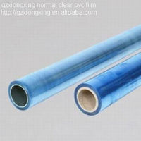2013 xiongxing hot sale normal clear pvc film