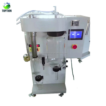 TP-S15 Chemical drying machine 1500-2000ml/h lipase LCD touch screen spray dryer