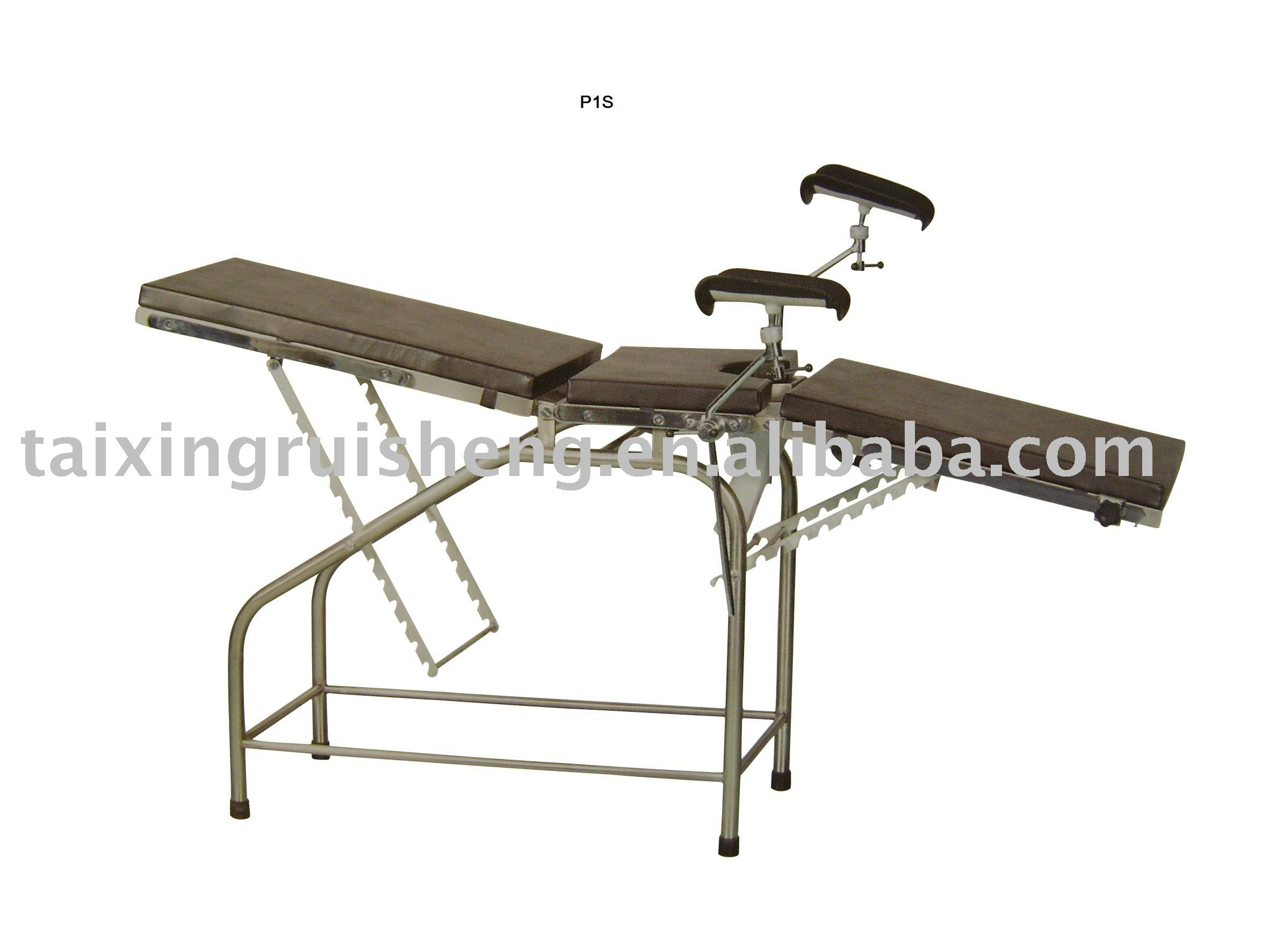 Simple Manual Operating Table Medical Equipment(2D, 2E)