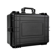 Factory style equipment case tactical gear case cable storage case