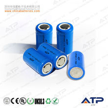 Wholesale 3.2v 180mAh Rechargeable Battery 14250 / Lithium iron Phosphate Battery