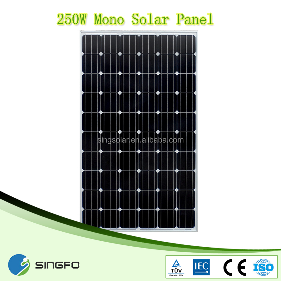 30v 250w high efficiency solar panel price in india for wholesale with certificates buy 30v. Black Bedroom Furniture Sets. Home Design Ideas