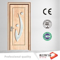 room door and toilet door