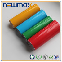 Removable Vinyl Cutting Color Film Sticker