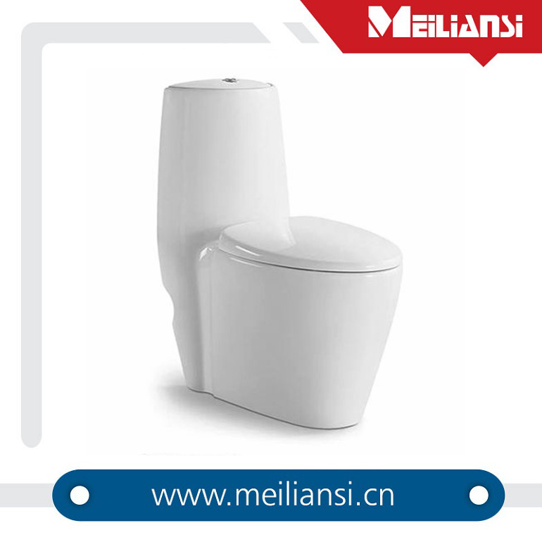 Bathroom New Model Ceramic Washdown One Piece prefab outdoor toilet