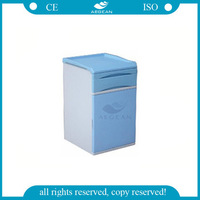 AG-BC020 OEM With different color hospital lockable storage cabinets