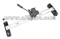 PROAIM 2ft slider Dolly with level feets with ball tilt Head fr dslr dv hdv cameras