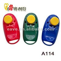 A114 Dog Training Clicker The More Effective and Faster Way to Train Dogs