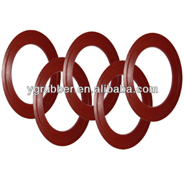 Soft Silicone Rubber Guard O Ring