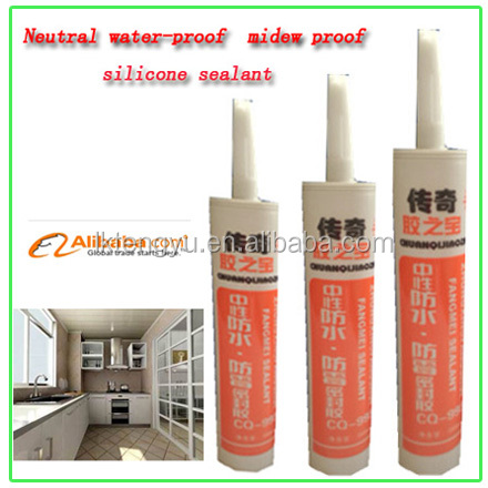 Eco-friendly Acid silicone sealant for glass,acid silicone glass sealant