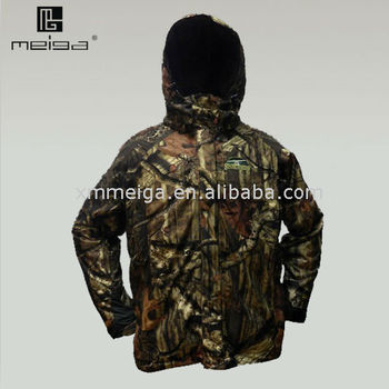 Latest Men's 2 in 1Camouflage hunting jacket