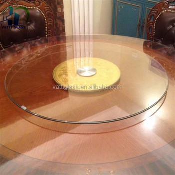 6mm 8mm 10mm 12mm thick safety tempered clear and color tinted dining table glass top for sale
