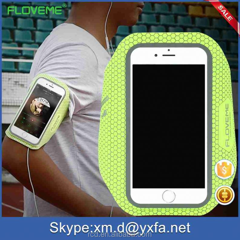 FLOVEME Phone Bag Running Accessory Arm Gym Band Cover Case For <strong>Apple</strong> For IPhone 7 6 Plus