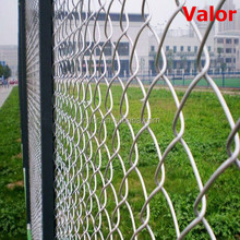Anping factory supplied chain link fence extensions with ISO approved
