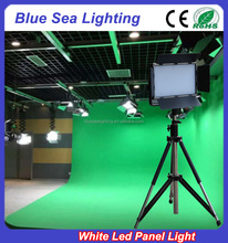 CE ROHS FCC 180w cool and warm White flat led panel video light