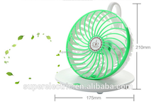 Rechargeable Portable Mini Fan electric Operated Mini handheld Fan in stock