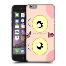 Lovely eyes universal case cover for 4.7 inch cell phone for iphone 6