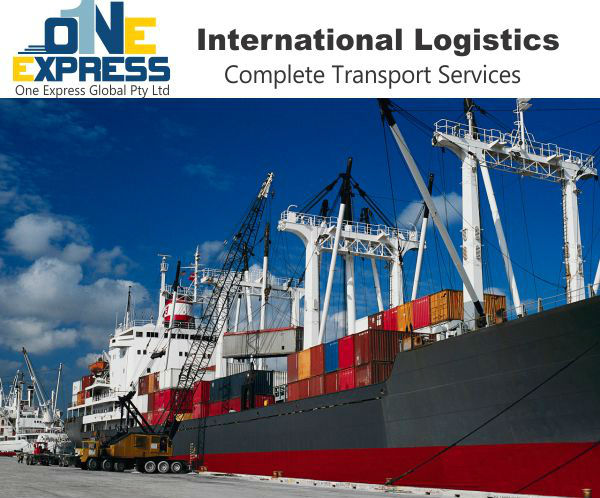 International Logistics Containers Shipping Sea freight To Australia, New Zealand