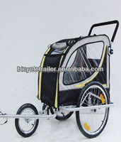 Large Pet trailer stroller