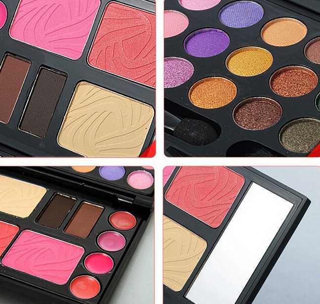 Best selling products high quality sleek makeup eyeshadow palette mixing cosmetics makeup set