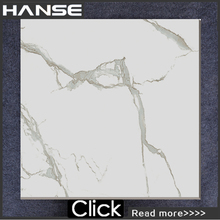 HB6452 thickness porcelain polished faux marble cheap tile floors