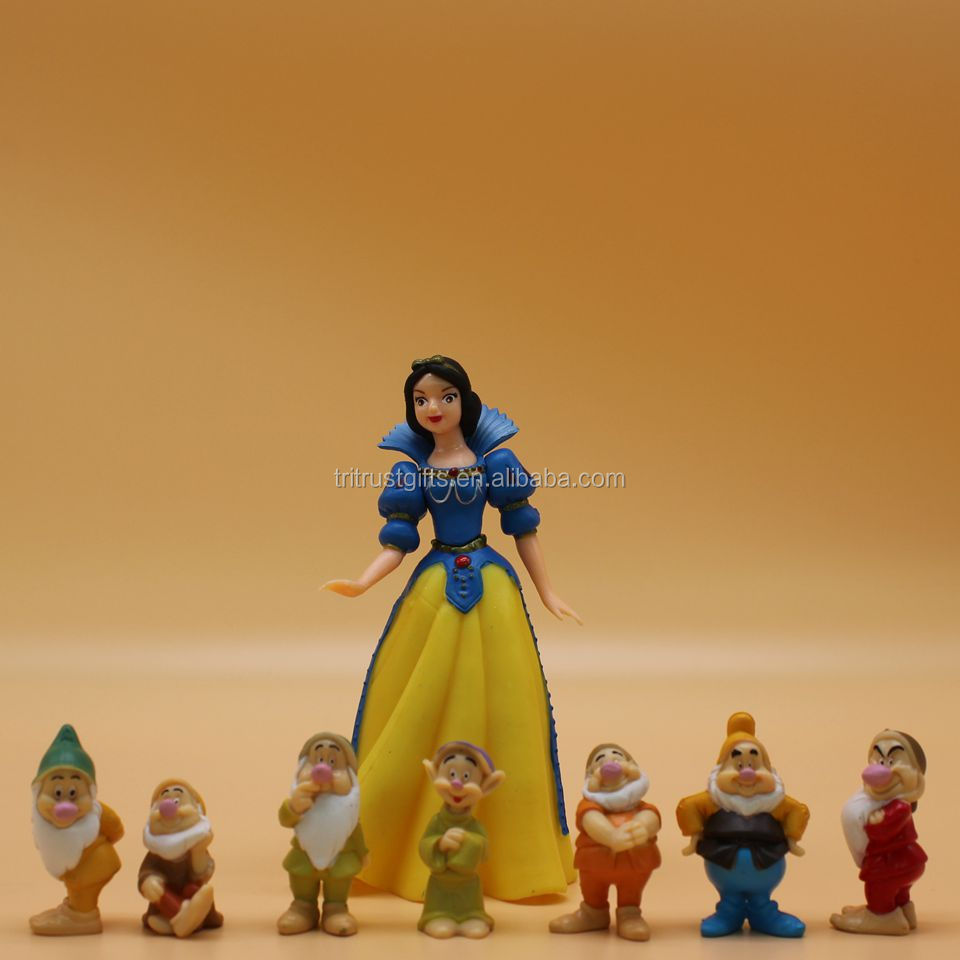 Little People Snow White and The Seven Dwarfs