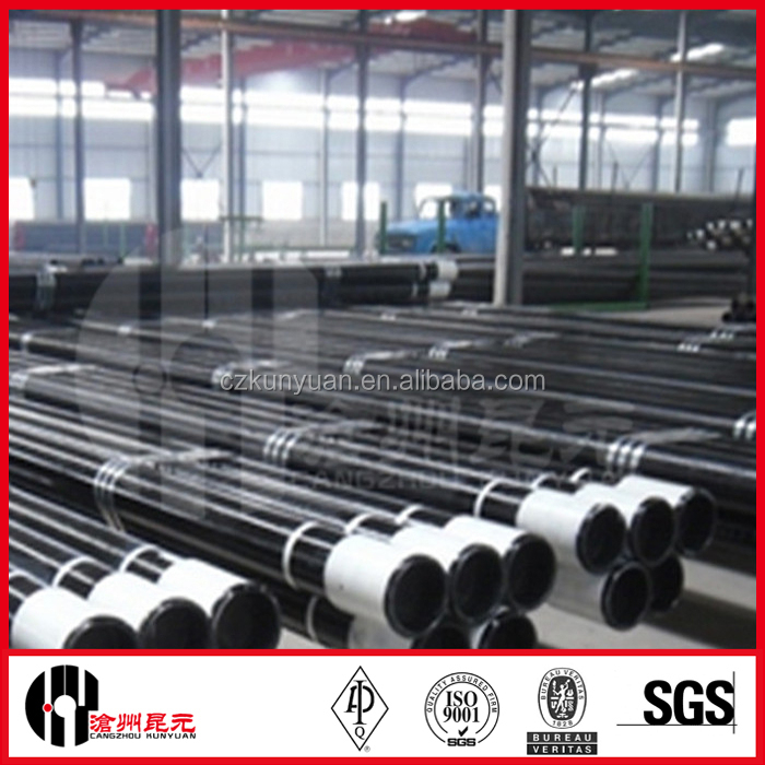 Oil and Gas Seamless Steel API5CT Casing and Tubing Pipe