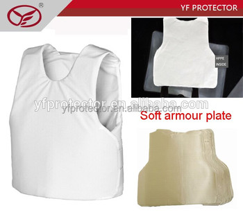anti ballistic rescue armor vest with aramid fabric used army supply