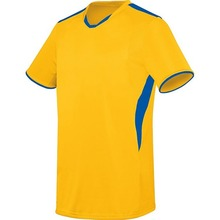 high quality dry fit Dye sublimated football jersey soccer shirt