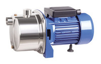 single-stage JETS self-priming stainless steel pumps for domestic