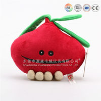 Plush vegetables shaped pillow,fruit shaped cushion