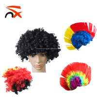 Hot Selling Custom Party Lace Plastic Wigs