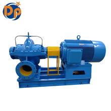 Large capacity industrial centrifugal water pumps